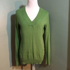 Gap V-Neck Sweater Gently used, worn only a couple times, from a smoke-free and pet-free home, please contact with any questions, happy to help! GAP Sweaters V-Necks
