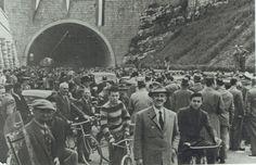 """""""Inaugurazione della Galleria Tito Speri"""" - 1951 http://www.bresciavintage.it/brescia-antica/documenti-storici/inaugurazione-della-galleria-tito-speri-1951/"""