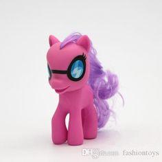 Set Mein Kleines Pony Losen Tätigkeits Abbildungen Und Toys 8.5cm Kinderspielzeug