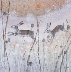 hares & grasses