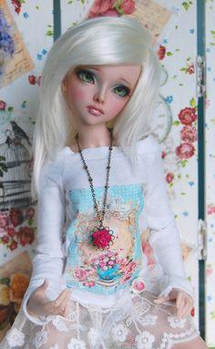 MSD Halskette Kette BJD für Puppe 1/4 Minifee von MyLittleDreamMLD
