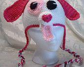 Cute Puppy Love hat