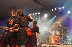 BONNDORF Bilder - Red Hot Chilli Pipers in der Stadthalle Bonndorf   SÜDKURIER Online