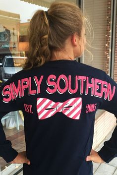 Simply Southern Bow Long Sleeve