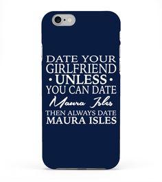 Dating Maura Isles CASE  #gift #idea #shirt #image #music #guitar #sing #art #mugs #new #tv #cool