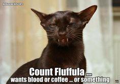 Count Fluffula