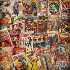 Not to forget #DC fans! These plus many more #comics from DC Marvel and Independent up for #auction next Weds! Catalogue online Saturday.  #dccomics #dccomicsuniverse #dccomicsfan #marvel #comics #comicbooks #superman #supergirl #batman #vertigo #vertigocomics #buy #sell