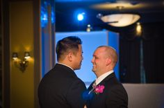 Caine & Henry Wedding - Kelly Phillips Photography