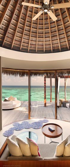 Ocean Oasis Resort at W Maldives