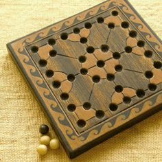 ANCIENT BOARD GAME - Bear Game (Ancient Roman Empire)