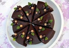 S chutí černého rybízu: Extra čokoládový cassis dortík – Hobbymanie.tv