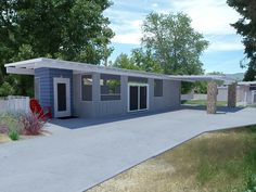 Container Homes: 2x 40ft Shipping Container Home, - Sarah House ...
