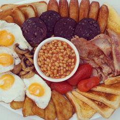 The Wonder Cafe Breakfast Challenge