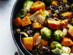 This vegetarian dish is fragrant with garam masala, an Indian spice blend that typically includes black pepper and a mix of sweet and savory spices.
