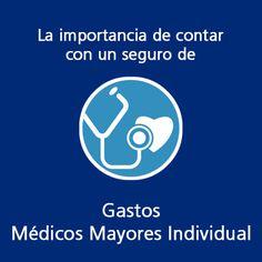 #GNP #seguros Te ofrece un seguro de Gastos Médicos Mayores Individual para resguardar tu #salud y #bienestar.