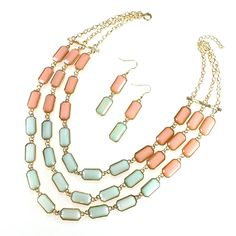 Layered Necklace $9.99