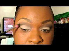 UD Naked Basics Glam for Ebony Skin