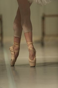 calves are inevitable on a ballet dancer - I adore the varying shapes of which one strengthens and thus molds ones' calves over the period of their training.