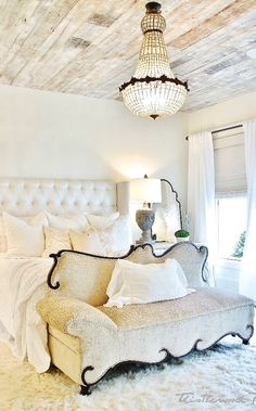 Seriously obsessed with all white everything in a house.