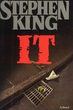 Stephen King's IT #StephenKing #Pennywise
