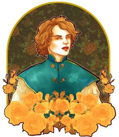 loras tyrell by chazstity, The Knight of Flowers
