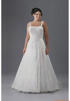 Frühling und Herbst  Günstige Brautkleider