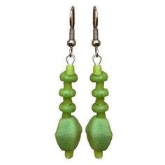 Global Mamas' beads are handmade from recycled glass using ancient traditions. Ear wires are surgical steel. Approximately inches long. Meet the Artisans Odumase Krobo is home to the second Global Mamas location. Leveraging the success of our Mamas in