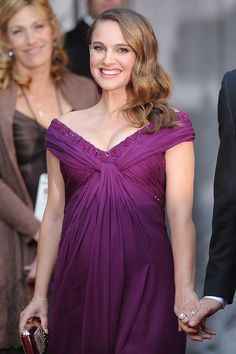 most beautiful maternity dress ever...   I agree - love, love, love! It'd be pretty even as a normal one!