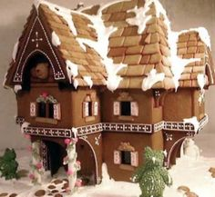 gingerbread house :) by merle