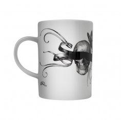 Masked Skull Mug
