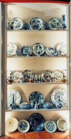 Collezione di ceramiche cinesi