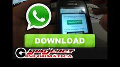Como instalar Whatsapp sem o PlayStore - Sem enrolação