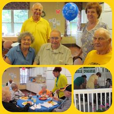On Thursday, June 22, the residents, staff, and family members from Juniper Village at Forest Hills' Wellspring Unit celebrated the arriv...