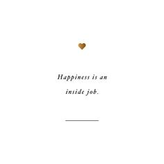 Happiness is an inside job! Browse our collection of inspirational exercise and fitness quotes and get instant weight loss and training motivation. Transform positive thoughts into positive actions and get fit, healthy and happy! http://www.spotebi.com/workout-motivation/happiness-is-an-inside-job/