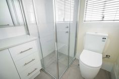 Modus Property 353 Sevenoaks St, Cannington WA 6107 1300-136-384 Bathroom Renovations Perth, Large Shower, Big Windows, Cabinet Makers, Double Vanity, Tub, Drawers, Design, Bathtubs