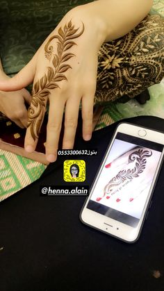 Small Henna Designs, Finger Henna Designs, Arabic Henna Designs, Mehndi Designs 2018, Stylish Mehndi Designs, Mehndi Designs For Fingers, Beautiful Mehndi Design, Bridal Mehndi Designs, Henna Tattoo Designs