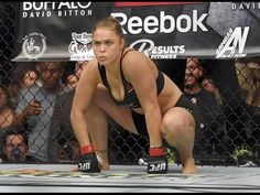 Watch Ronda Rousey's incredible 16-second win in one GIF | For The Win