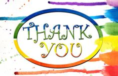 Thank You Tags // Paint Party // Art Party  // by PixelStickStudio, $4.00