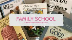 Homeschool Curriculum Ideas for and Grade Homeschool Curriculum, Confessions, Lesson Plans, Encouragement, Language, Lounge, How To Plan, Math, Blog