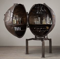 Gin palace material