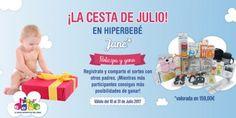 Sorteo de cesta de productos Jané para bebé de Hiperbebé #sorteo #concurso http://sorteosconcursos.es/2017/07/sorteo-cesta-productos-jane-bebe/
