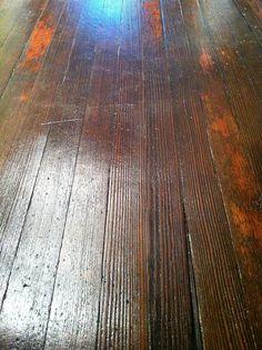 kara paslay designs: How to Refinish a Wood Floor