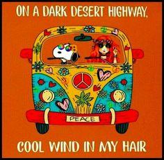 The Happy Hippie Van Hippie, Hippie Life, George Carlin, Peanuts Cartoon, Peanuts Snoopy, Citations Hippie, Charlie Brown Et Snoopy, Max Boublil, Peace Sign Art