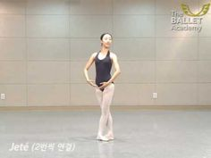 07 Level2 Glissade jete - YouTube