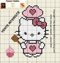 Coucou, Il y a quelques jours, je publiai le récapitulatif des grilles Hello Kitty de l'année 2009 (cliquez ici pour voir l'article). Voici la première partie de celui de 2010. Il sera composé de 3 parties. Pour accéder à l'article, cliquez sur l'ima...