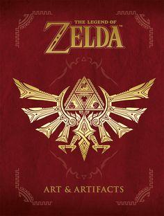 "Dark Horse to Publish ""The Legend of Zelda: Art & Artifacts"" in 2017"