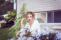 Andrea Vela by Jesy Almaguer, via Flickr
