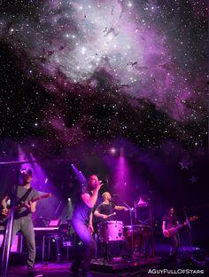 Era pra ser um céu cheio de estrela, né, mas vai Viva La Vida mesmo, fazer o que