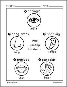 Pin on Filipino Worksheets