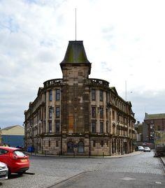 Old whisky bond (Strand-Croft St) Kilmarnock West Coast Scotland, Take Back, Whisky, Bond, Buildings, Street, Places, Whiskey, Walkway